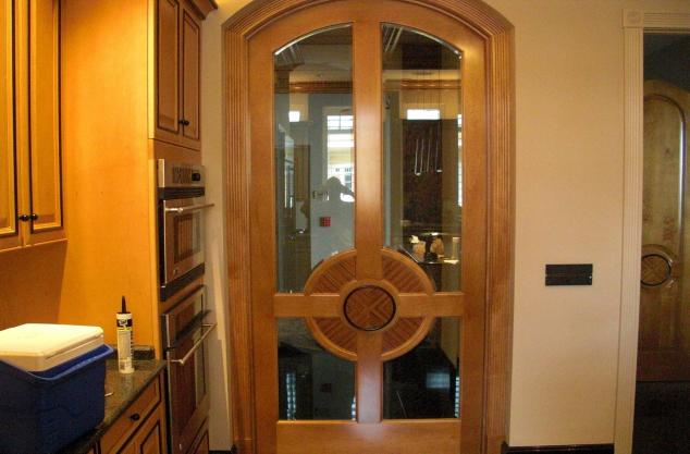 Refinishing Doors Interior How To Make A Flat Door Into A Panel